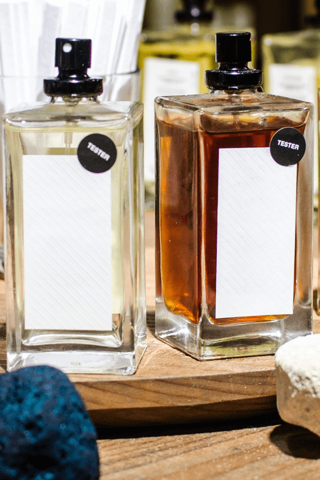 Use case: Product relaunch - perfume