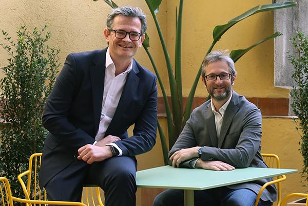 Zinklar founders Jordi Ferrer and Borja Ormaechea