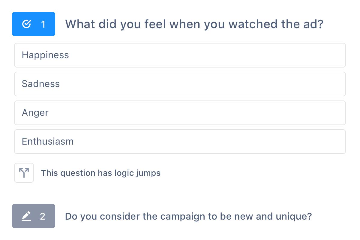 zinklar platform create your survey